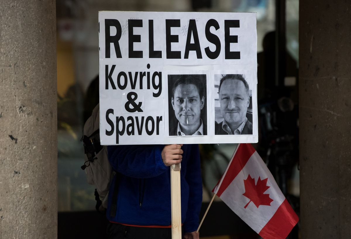 Evening Update: WHO warns against 'fatal' complacency on coronavirus, markets plunge; Canadians Kovrig, Spavor received legal access during Chinese detention