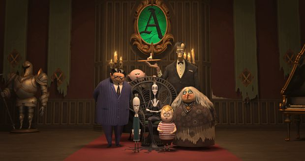 Review: The new animated Addams Family adventure is not nearly as creepy, kooky, mysterious and spooky as it ought to be