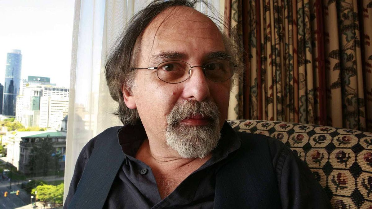 Art Spiegelman, author of Maus, poses for a portrait in his hotel while in Vancouver for the Krazy exhibition at the Vancouver Art Gallery on May 16, 2008. Jennifer Roberts/Globe and Mail