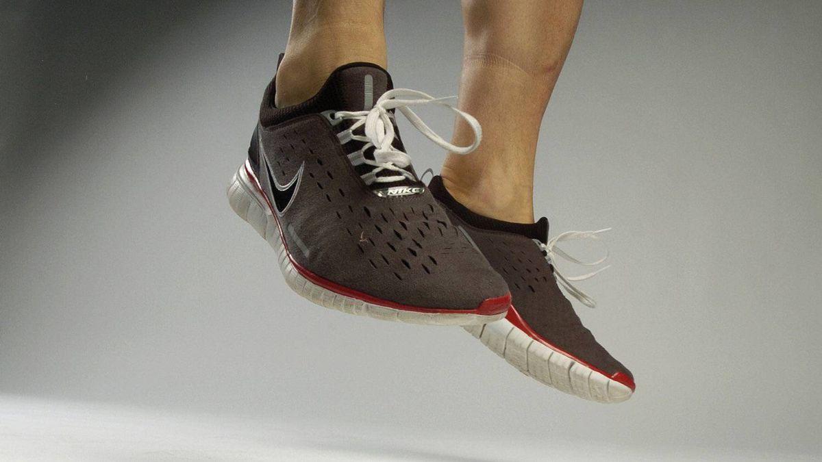 2004 Nike creates the Free, the original minimal shoe.