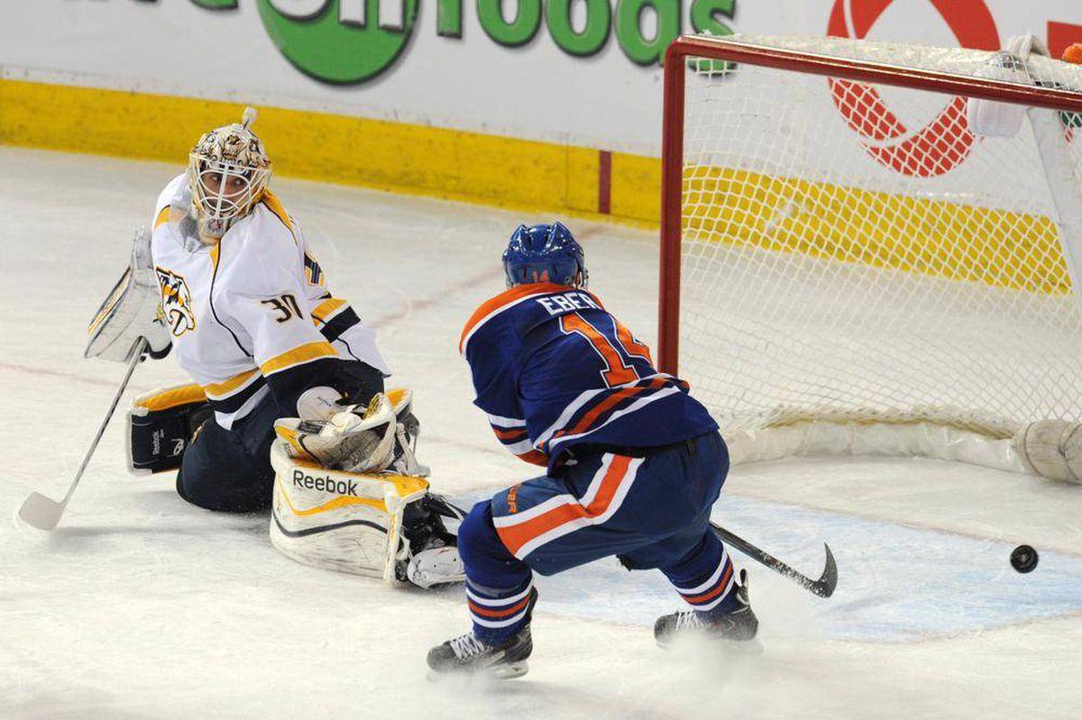Oilers snap six-game losing streak with convincing win over Predators b9baea4a0