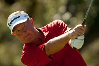 Champions Tour player Rod Spittle