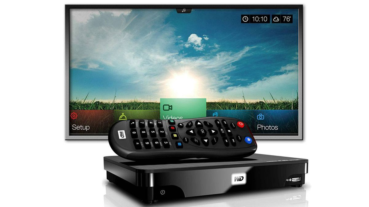 Western Digital's WD TV Live Hub ($199) is a set-top box that can connect to your network, stream content from various online services and also contains a massive 1 terabyte hard drive.