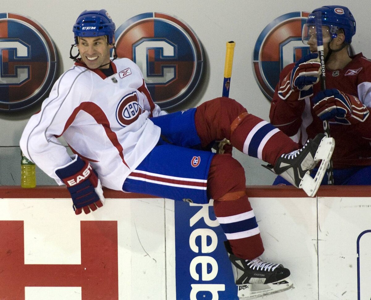 Matthieu Schneider was picked up by the Montreal Canadiens for last season's stretch drive.