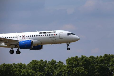 Quebec misses first payment to Bombardier