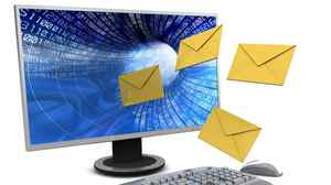 Are your e-mails inspirational reading?
