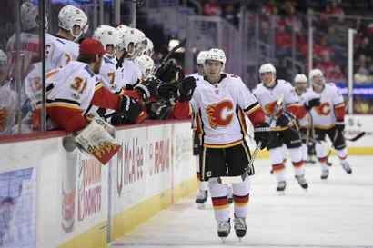 Johnny Gaudreau Extends Point Streak To 10 Games As Flames Beat Capitals