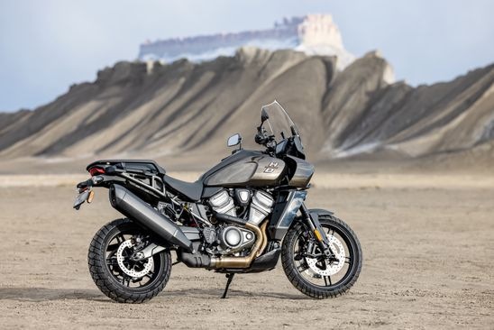 Harley-Davidson lays cards on table with launch of Pan America adventure-touring motorcycle