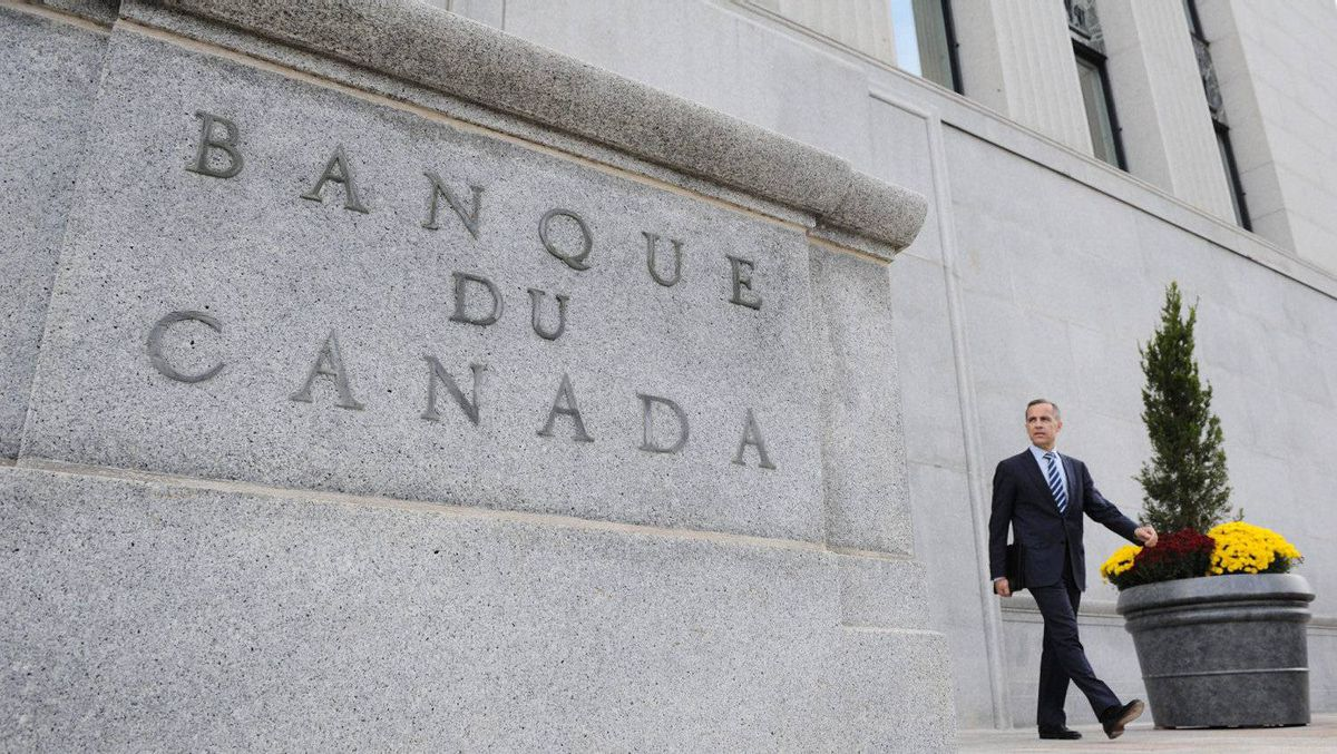 The Bank of Canada is among others in a co-ordinated effort to ease pressure on the global financial system.