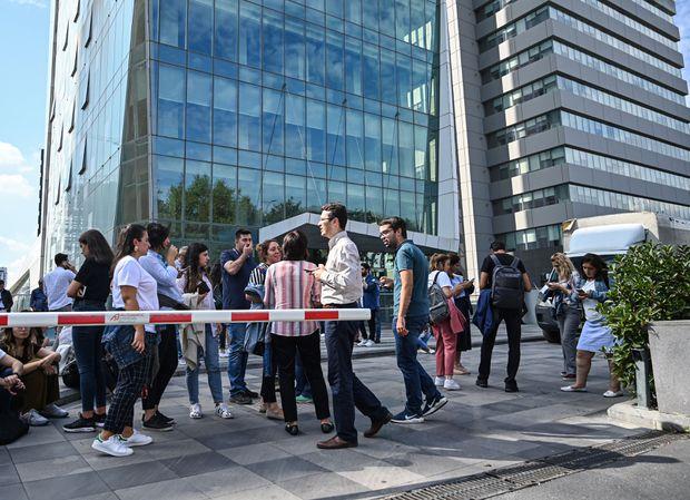 Istanbul Earthquake: 5.8 Magnitude Quake Shakes Turkey's Largest City