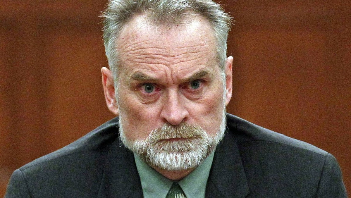 Michael Ferguson waits to testify before a Commons committee about his nomination as Auditor-General on Oct. 31, 2011.
