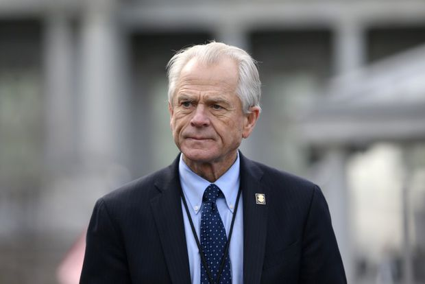 Chinese editor takes aim at Trump adviser Peter Navarro's pen name for books