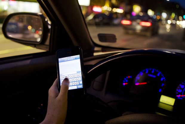 Distracted driving fine tops $600 in one province, but what