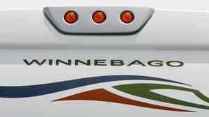 The Winnebago logo is seen in this June, 2007 file photo. The motor home manufacturer has announced that it received an unsolicited buyout offer worth $321.5-million from private equity firm North Street Capital LP.