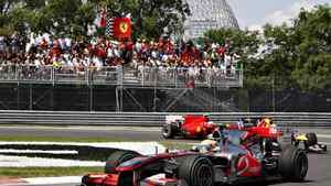 Montreal Formula 1 Canadian Grand Prix.
