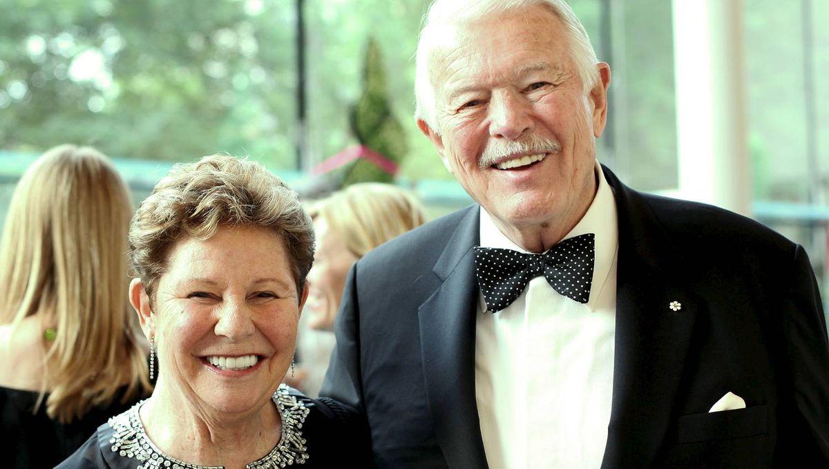 Margaret and Jim Fleck.