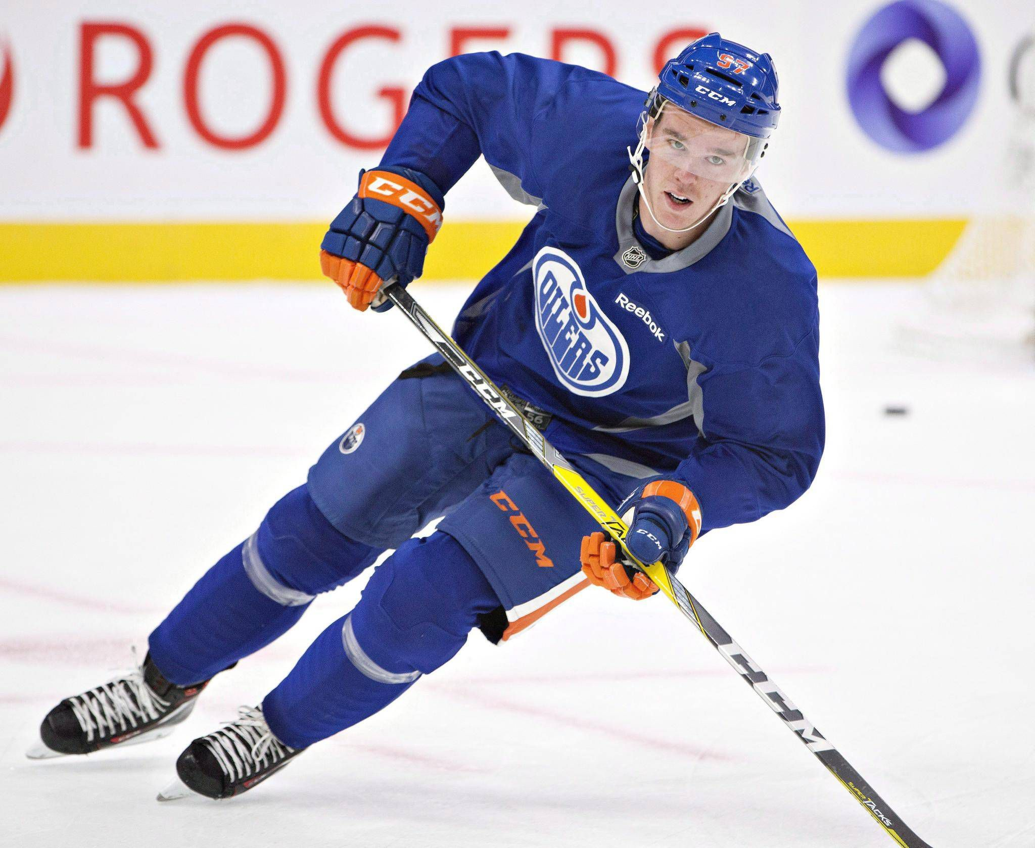 wholesale dealer 343bc 62fe7 McDavid becomes youngest captain in NHL history as Oilers ...
