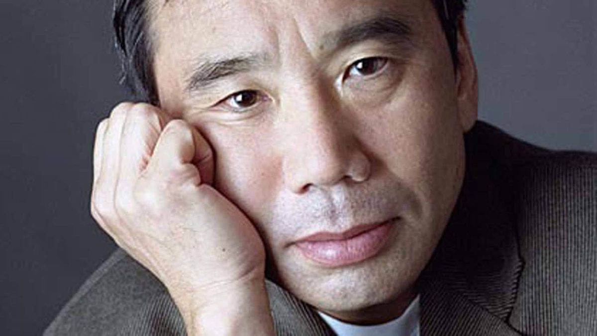 """Japanese writer Haruki Murakami's novel """"1Q84"""" has been nominated for a Bad Sex in Literature Prize."""