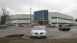 The head offices of air-ambulance service Ornge are shown in Mississauga on Feb. 16, 2012.