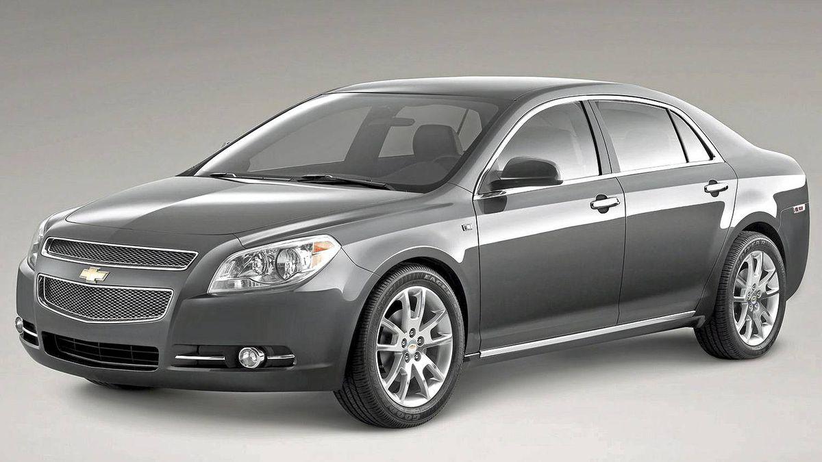 Kekurangan Chevrolet 2008 Tangguh