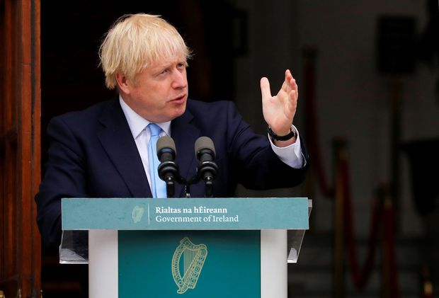 British MPs reject Johnson's second attempt to call snap election