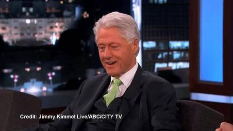What Bill Clinton thinks of Rob Ford
