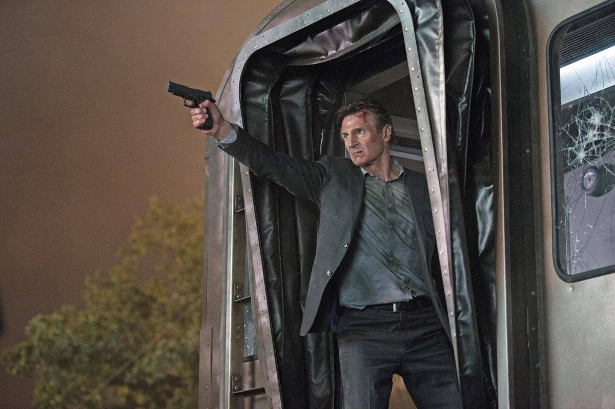 TTC's Brad Ross on The Commuter: What not to do if Liam Neeson boards your train