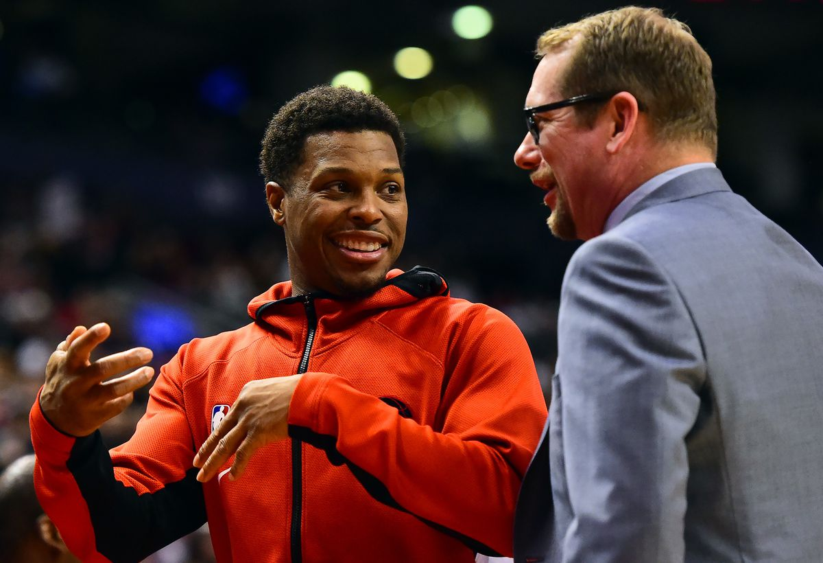 Nick Nurse stays in touch with Raptors players, daily video calls with 'NBA family'
