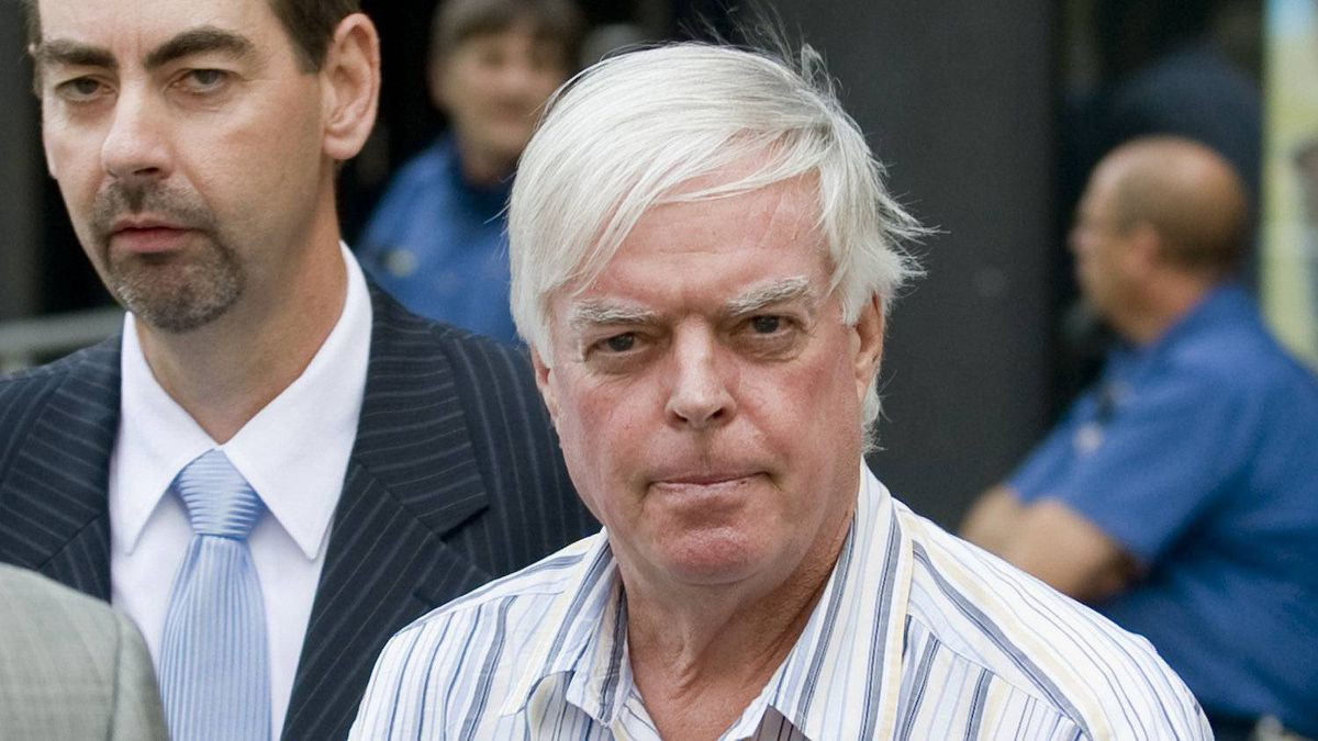 Earl Jones was one of the Quebec securities regulators's high profile cases in 2009. Jones was accused of bilking clients out of as much as $50 million.
