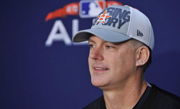Easy as 1-2-3: Defending World Series champion Houston Astros put on
