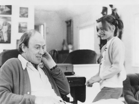Roald Dahl's books give children an 'escape' from reality, daughter says