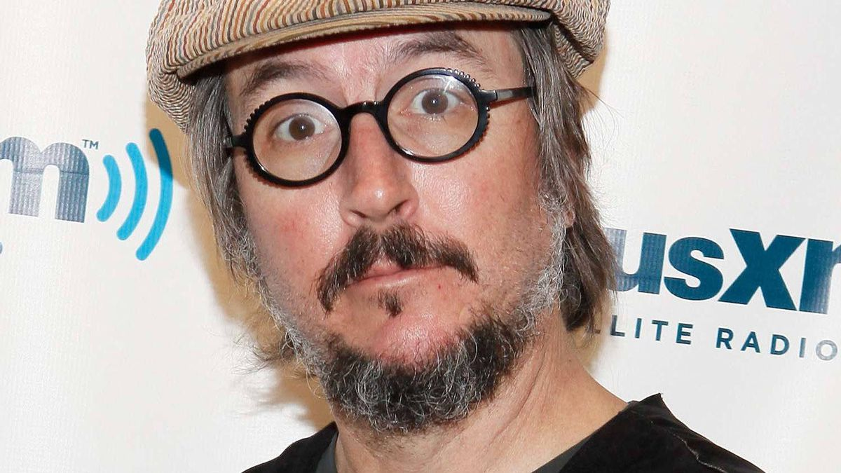 Les Claypool of Primus visits SiriusXM Studio on September 28, 2011 in New York City.