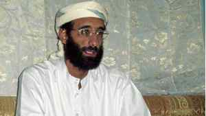 This Oct. 2008 file photo by Muhammad ud-Deen shows Imam Anwar al-Awlaki in Yemen. The imam, who communicated with the Fort Hood shooting suspect Maj. Nidal Malik Hasan, said he did not pressure Hasan to harm Americans, The Washington Post reported Monday, Nov 16, 2009.