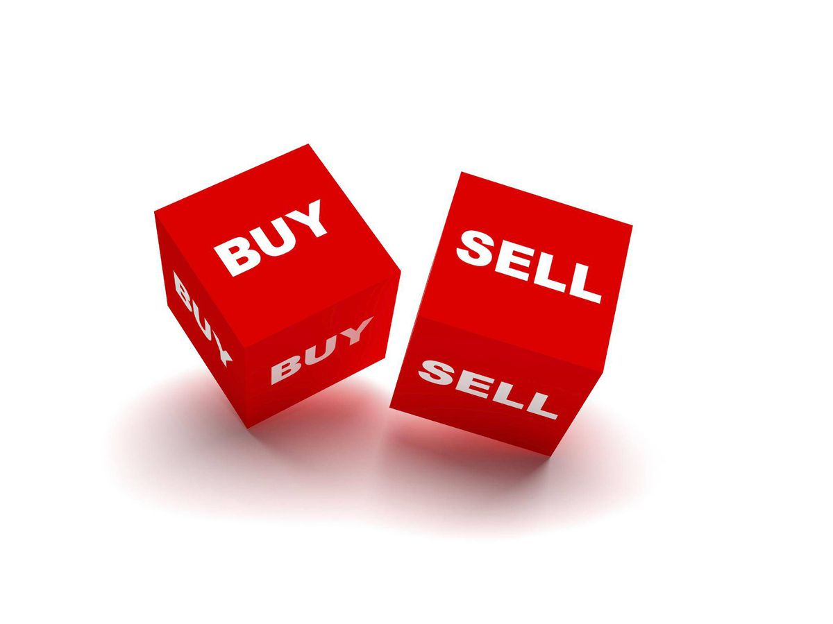 how to buy sell shares
