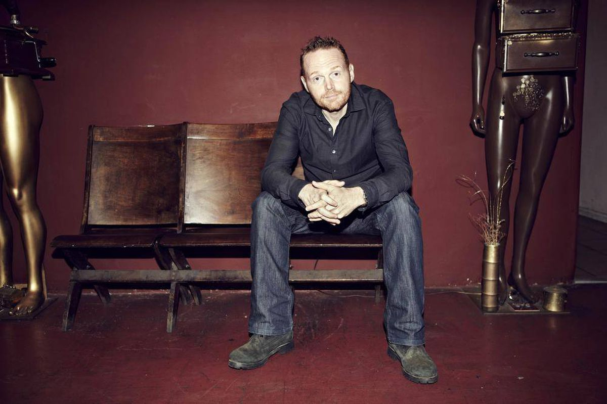 Comedian Bill Burr On The Art Of The Late Night Talk Show Spot The Globe And Mail