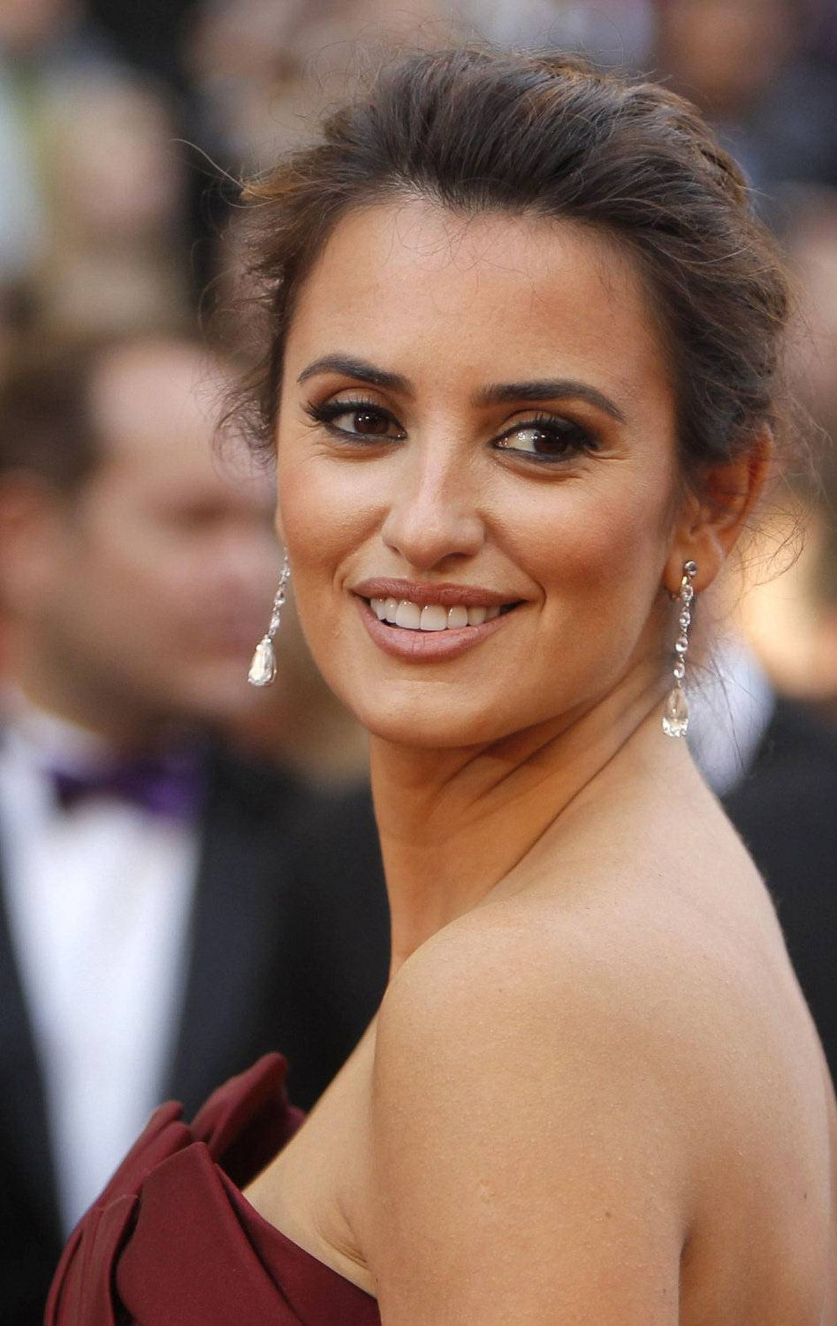 PENELOPE CRUZ 'It is a revolutionary experience. That's the best way I can describe it. It transforms you completely, in a second. Nature is very wise and gives you nine months to prepare, but in that moment -when you see that face, you are transformed forever.' Source: Vogue
