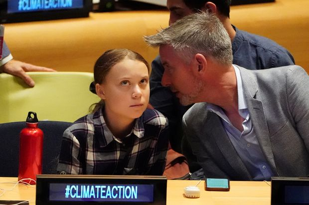 Youth demand bold climate action at UN