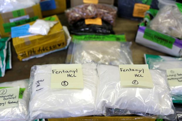Chinese state media says fentanyl abuse and opioid crisis is entirely U.S. responsibility