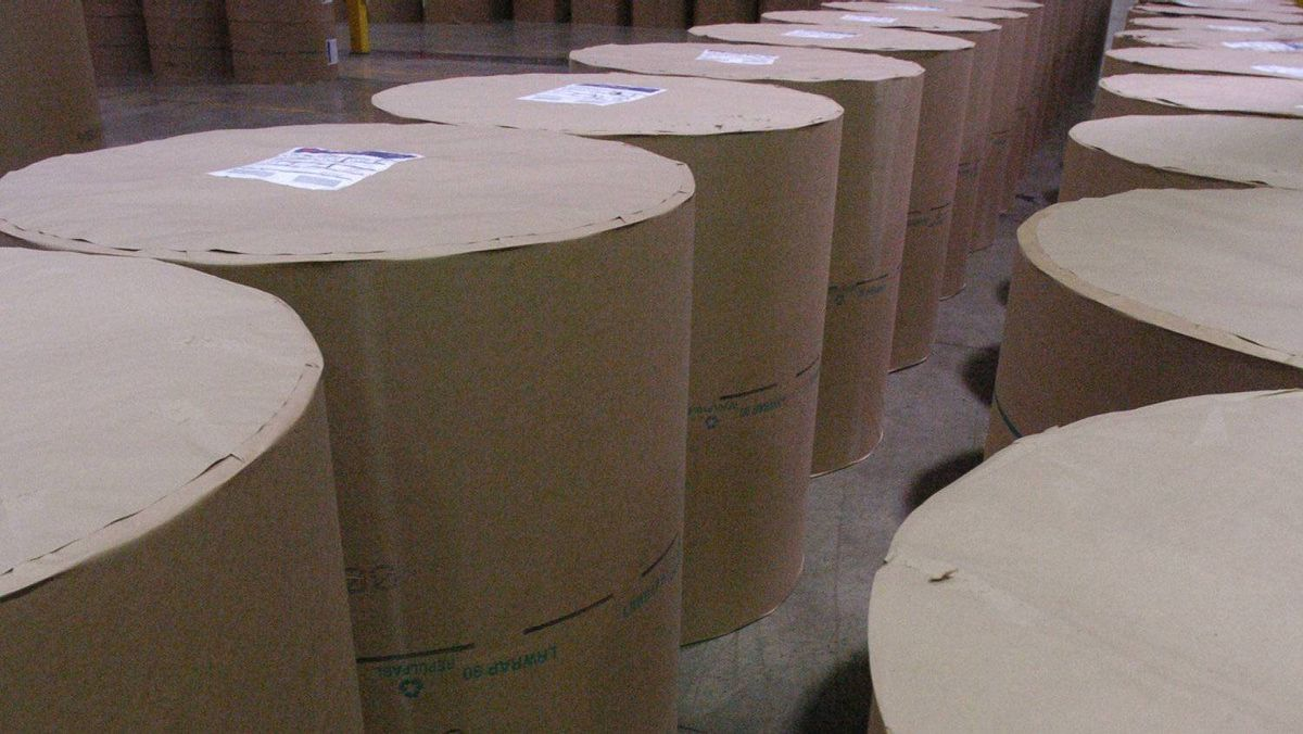 Paper manufacturer Domtar Corp. has repurchased 15 per cent of its shares over the past 19 months.