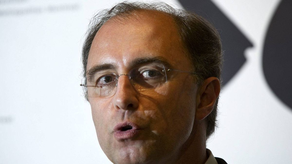 London Stock Exchange chief executive Xavier Rolet