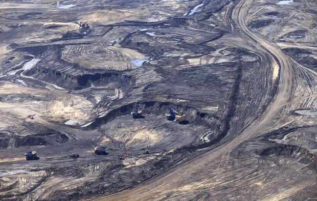 Alberta school lesson on oil sands prompts threats from parents amid sensitivity over industry's image