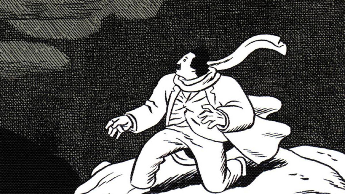 Louis Riel A comic-strip biography. Artwork by Chester Brown