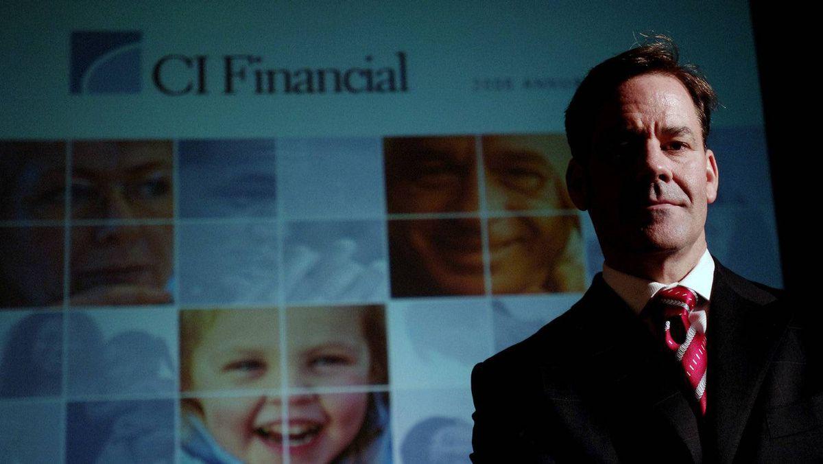 Bill Holland, CEO of CI Financial