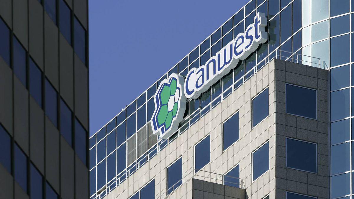 CanWest's Winnipeg headquarters