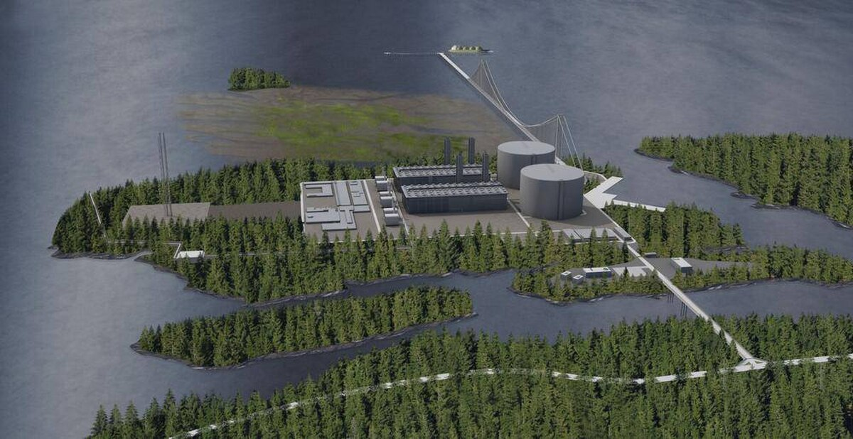 Pacific NorthWest LNG.