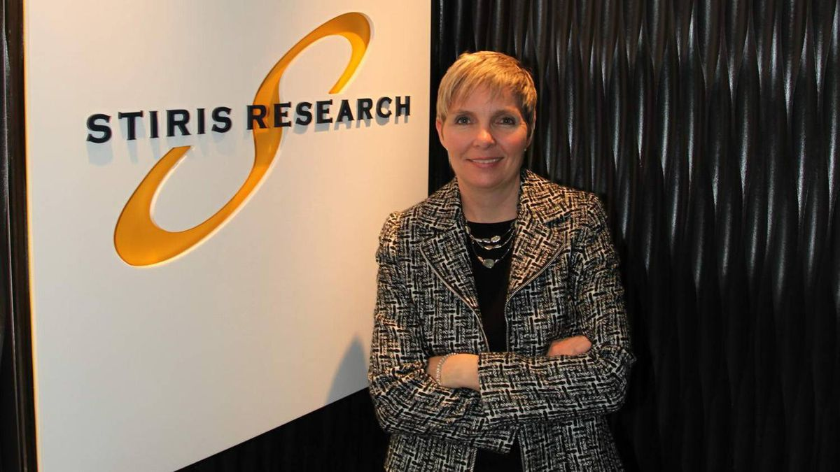 Shantal Feltham, president and chief executive officer of Stiris Research Inc.