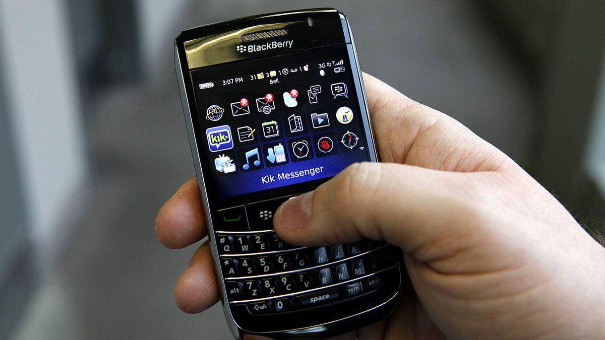 A RIM BlackBerry smart phone. Deborah Baic/The Globe and Mail