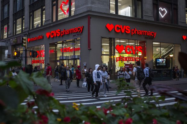 CVS Health-Aetna merger wins federal approval