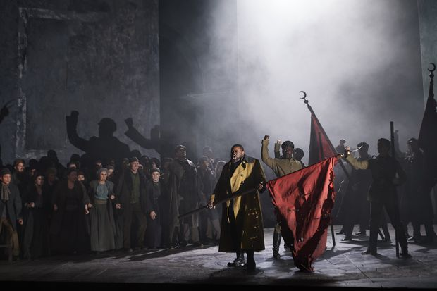 David Alden's Otello combines enthralling characters with excellent singing
