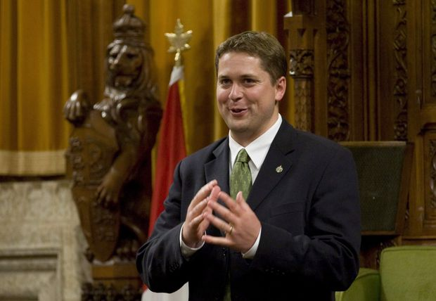 Why would anyone in the LGBTQ community vote for Andrew Scheer?